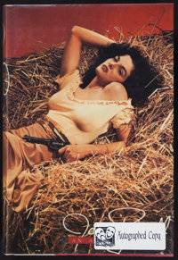 """""""Jane Russell, My Path and My Detours"""" by Jane Russell (Franklin Watts, 1985). Autographed Hardcover Book with..."""