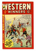 Golden Age (1938-1955):Western, All Western Winners #4 Mile High pedigree (Marvel, 1949) Condition: NM-....