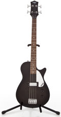 Musical Instruments:Bass Guitars, Recent Gretsch Electromatic Green Burst Electric Bass Guitar #CYG06040242...
