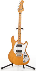 Musical Instruments:Electric Guitars, 1970's Music Man Stingray I Natural Solid Body Electric Guitar #G 001029...
