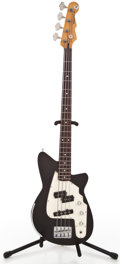 Musical Instruments:Bass Guitars, Recent Reverend Rumblefish Black Electric Bass Guitar #03487...