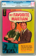 Silver Age (1956-1969):Science Fiction, My Favorite Martian #5 Savannah pedigree (Gold Key, 1965) CGC NM 9.4 Off-white pages....