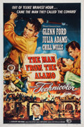 Memorabilia:Poster, The Man From the Alamo Movie Poster(Universal-International, 1953)....