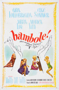 Memorabilia:Poster, Bambole Movie Poster (Columbia, 1965)....