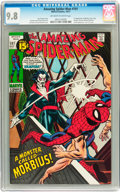 Bronze Age (1970-1979):Superhero, The Amazing Spider-Man #101 (Marvel, 1971) CGC NM/MT 9.8 Off-whiteto white pages....
