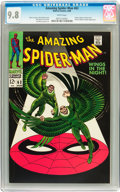 Silver Age (1956-1969):Superhero, The Amazing Spider-Man #63 (Marvel, 1968) CGC NM/MT 9.8 Whitepages....