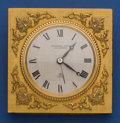 Timepieces:Clocks, Swiss Alarm Clock For Marshall Field Inc.. ...