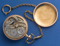 Timepieces:Pocket (post 1900), Patek Philippe Recased 16 Size Pocket Watch. ...