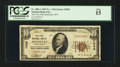 National Bank Notes:West Virginia, Hendricks, WV - $10 1929 Ty. 1 The First NB Ch. # 7845. ...