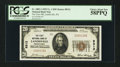 National Bank Notes:Pennsylvania, Landisville, PA - $20 1929 Ty. 1 The First NB Ch. # 9312. ...