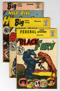 Silver Age (1956-1969):Miscellaneous, Comic Books - Assorted Silver/Bronze Age Comics Group (Various,1950s-70s) Condition: Average GD/VG.... (Total: 48 Comic Books)