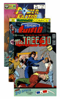 Modern Age (1980-Present):Miscellaneous, Comic Books - Assorted Modern Age Indie Comics Group (Various Publishers, 1980s) Condition: Average VF/NM.... (Total: 106 Comic Books)