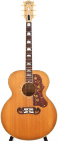 Musical Instruments:Acoustic Guitars, 1953 Gibson J-200 Blonde Acoustic Guitar, #A13300....