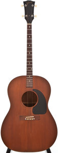 Musical Instruments:Acoustic Guitars, 1965 Gibson TG-0 Natural Acoustic Tenor Guitar, #512250....