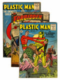 Golden Age (1938-1955):Miscellaneous, Comic Books - Assorted Golden Age Comics (Various, 1940s-'50s) Condition: Average GD.... (Total: 26 Comic Books)