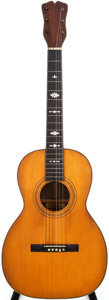 Musical Instruments:Acoustic Guitars, 1904 J.G. Schroeder Natural Classical Guitar, #N/A....
