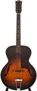 Musical Instruments:Acoustic Guitars, 1948 Gibson L-48 Sunburst Archtop Acoustic Guitar, #2270....