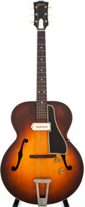 Musical Instruments:Electric Guitars, Late 1940s Gibson ES-150 Sunburst Archtop Electric Guitar, #N/A....