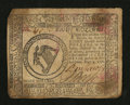 Colonial Notes:Continental Congress Issues, Continental Currency May 9, 1776 $8 Very Fine.. ...