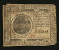 Colonial Notes:Continental Congress Issues, Continental Currency July 22, 1776 $7 Very Fine.. ...