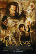 """Movie Posters:Fantasy, The Lord of the Rings: The Return of the King (New Line, 2003). One Sheets (3) (27"""" X 40"""") DS Advances. Fantasy.. ... (Total: 3 Items)"""