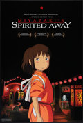 "Movie Posters:Adventure, Spirited Away (Buena Vista, 2001). One Sheet (27"" X 40"") DS.Adventure.. ..."