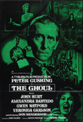 """Movie Posters:Horror, The Ghoul (Rank, 1975). British One Sheet (27"""" X 40""""). Horror.. ..."""