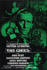 """The Ghoul (Rank, 1975). British One Sheet (27"""" X 40""""). Horror"""