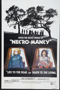 """Necromancy & Other Lot (Cinerama Releasing, 1972). One Sheets (3) (27"""" X 41""""). Horror. ... (Total: 3 I..."""