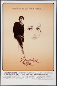 """Somewhere in Time (Universal, 1980). One Sheet (27"""" X 41""""). Fantasy"""