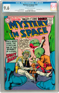 Silver Age (1956-1969):Science Fiction, Mystery in Space #101 (DC, 1965) CGC NM+ 9.6 Off-white to whitepages....