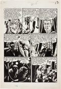 """Original Comic Art:Panel Pages, Graham Ingels Tales From the Crypt #31 """"The Living Death""""Old Witch page 5 Original Art (EC, 1951)...."""