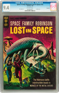 Silver Age (1956-1969):Science Fiction, Space Family Robinson #15 Savannah pedigree (Gold Key, 1966) CGC NM9.4 Off-white pages....