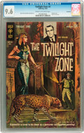 Silver Age (1956-1969):Horror, Twilight Zone #3 Savannah pedigree (Gold Key, 1963) CGC NM+ 9.6 Cream to off-white pages....