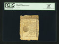 Colonial Notes:Vermont, Vermont February 1781 20s PCGS Apparent Very Fine 25.. ...