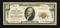 National Bank Notes:Virginia, Harrisonburg, VA - $10 1929 Ty. 1 The NB of Harrisonburg Ch. #11694. ...