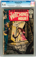 Bronze Age (1970-1979):Horror, The Witching Hour #19 Savannah pedigree (DC, 1972) CGC NM 9.4Off-white pages....