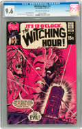 Bronze Age (1970-1979):Horror, The Witching Hour #12 Savannah pedigree (DC, 1970) CGC NM+ 9.6Off-white to white pages....