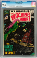 Bronze Age (1970-1979):Horror, The Witching Hour #14 Savannah pedigree (DC, 1971) CGC NM+ 9.6White pages....