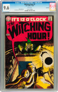 Silver Age (1956-1969):Horror, The Witching Hour #2 Savannah pedigree (DC, 1969) CGC NM+ 9.6 Whitepages....