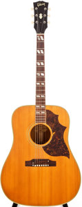 Musical Instruments:Acoustic Guitars, 1965 Gibson Country Western Natural Acoustic Guitar, #320877....