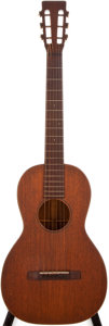 Musical Instruments:Acoustic Guitars, 1928 Martin 2-17 Natural Acoustic Guitar, #36728....