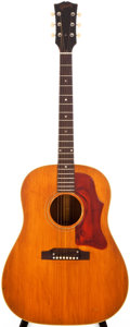 Musical Instruments:Acoustic Guitars, 1967 Gibson J-50 Natural Acoustic Guitar, #102794....