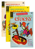 Bronze Age (1970-1979):Cartoon Character, Wacky Adventures of Cracky #1-12 File Copy Group (Gold Key,1972-75) Condition: Average VF/NM.... (Total: 12 Comic Books)