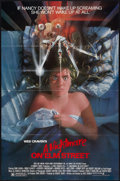 """Movie Posters:Horror, A Nightmare on Elm Street (New Line, 1984). One Sheet (27"""" X 41""""). Horror.. ..."""