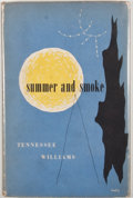 Books:First Editions, Tennessee Williams. Summer and Smoke. [New York]: NewDirections, [1948]. First edition, first printing. Octavo....