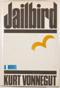 Books:First Editions, Kurt Vonnegut. Jailbird. [New York]: Delacorte Press/SeymourLawrence, [1979]. First edition, first printing. Octavo...