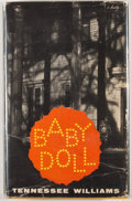 Books:First Editions, Tennessee Williams. Baby Doll. [New York]: New Directions,[1956]. First edition. Octavo. Publisher's binding an...