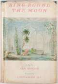 Books:First Editions, Jean Anouilh. Ring Round the Moon. London: Methuen, [1950].First edition, first printing. Octavo. Publisher's bindi...