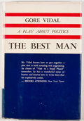 Books:First Editions, Gore Vidal. The Best Man. Boston: Little, Brown, [1960].First edition, first printing. Octavo. Publisher's binding ...